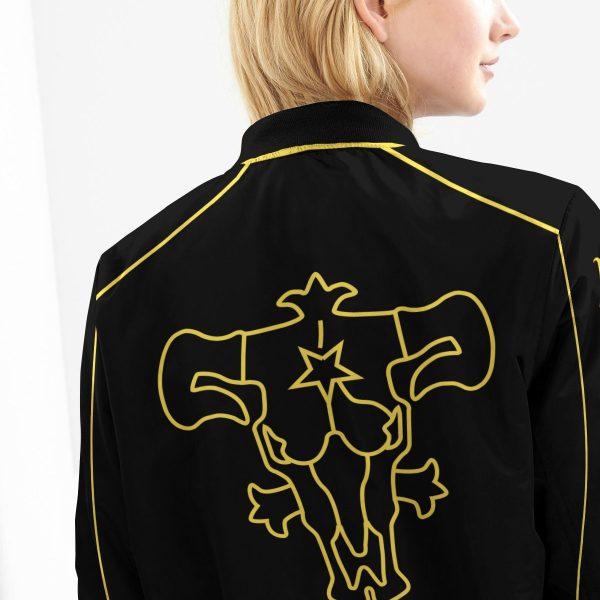 bull squad bomber jacket 495108 - Anime Jacket