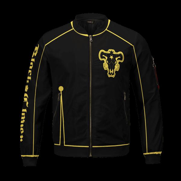 bull squad bomber jacket 667051 - Anime Jacket
