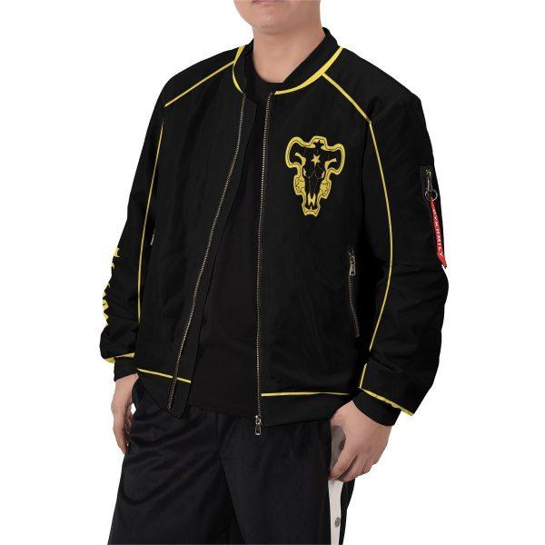 bull squad bomber jacket 686471 - Anime Jacket