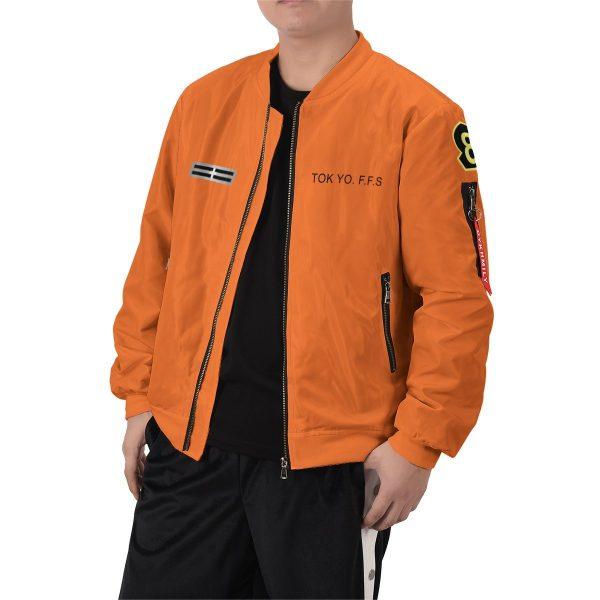 company 8 bomber jacket 121965 - Anime Jacket