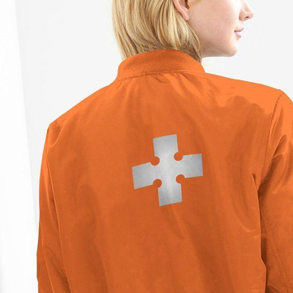 company 8 bomber jacket 176223 - Anime Jacket