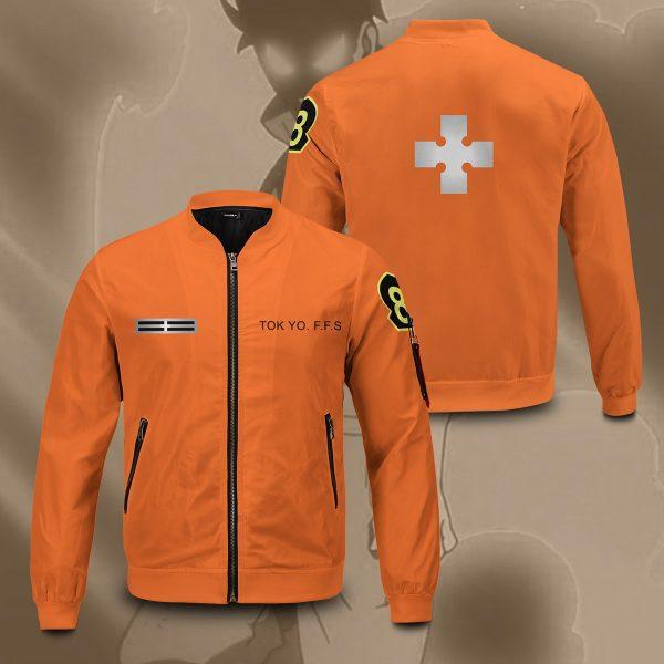 company 8 bomber jacket 813349 - Anime Jacket