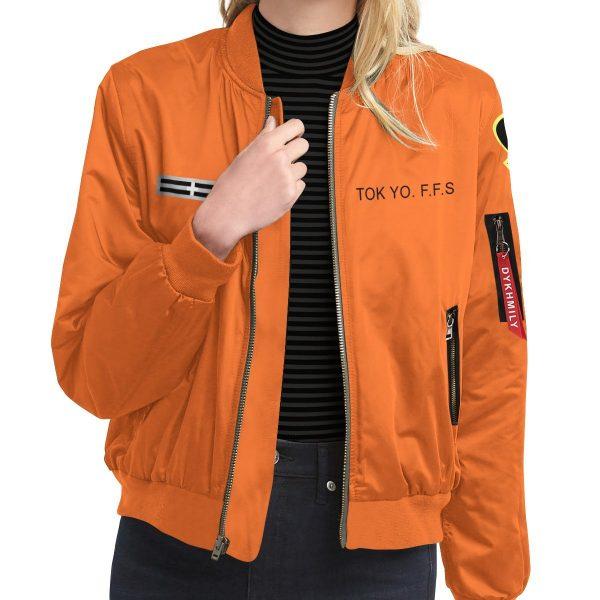 company 8 bomber jacket 898259 - Anime Jacket
