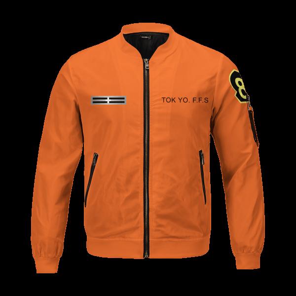 company 8 bomber jacket 952943 - Anime Jacket
