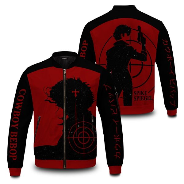 cowboy bebop bomber jacket 111756 - Anime Jacket