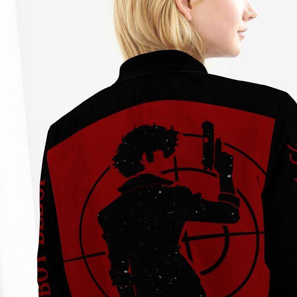 cowboy bebop bomber jacket 131226 - Anime Jacket