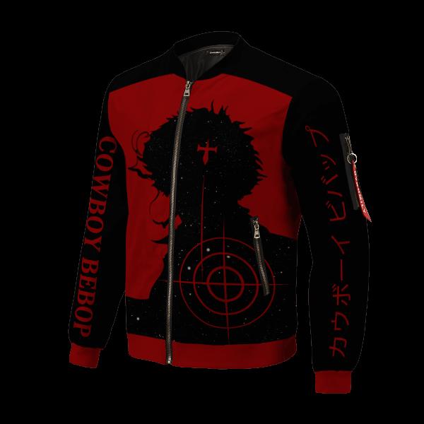 cowboy bebop bomber jacket 526629 - Anime Jacket