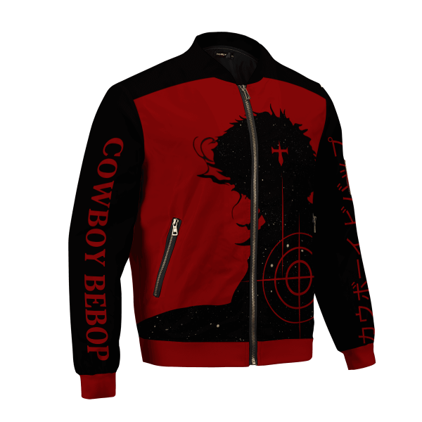 cowboy bebop bomber jacket 733807 - Anime Jacket
