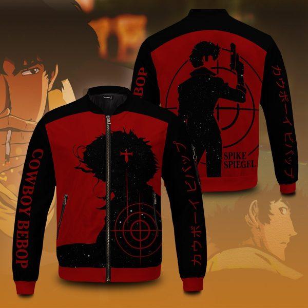 cowboy bebop bomber jacket 827620 - Anime Jacket