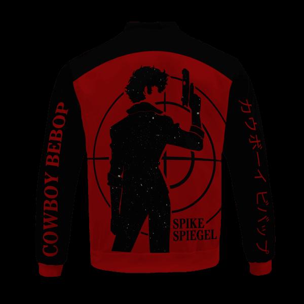 cowboy bebop bomber jacket 930083 - Anime Jacket