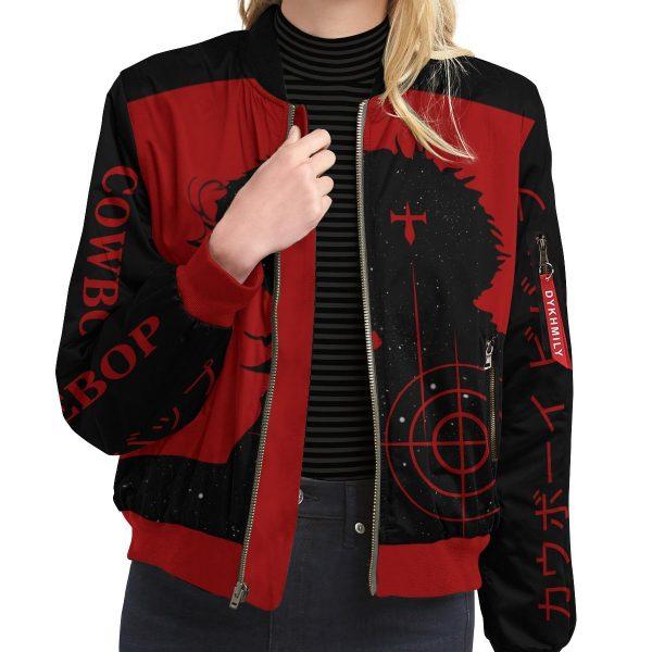 cowboy bebop bomber jacket 966744 - Anime Jacket