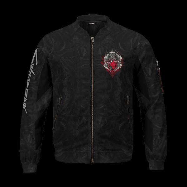 cyber samurai bomber jacket 733486 - Anime Jacket