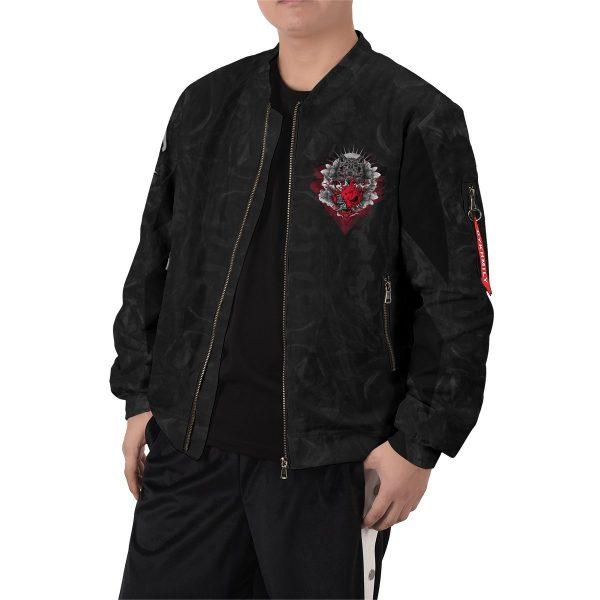 cyber samurai bomber jacket 817120 - Anime Jacket