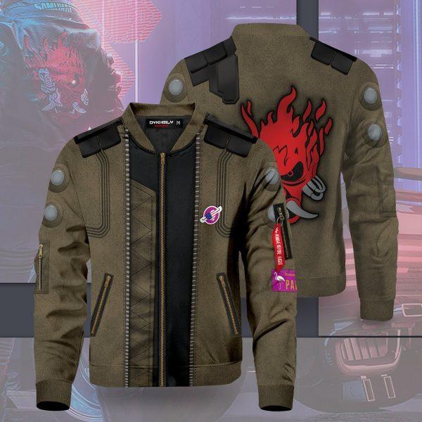 cyberpunk bomber jacket 676877 - Anime Jacket