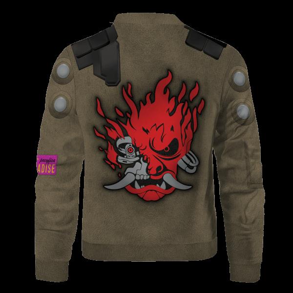 cyberpunk bomber jacket 795192 - Anime Jacket