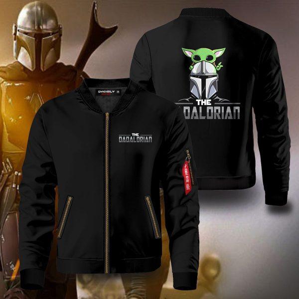 dadalorian bomber jacket 700171 - Anime Jacket