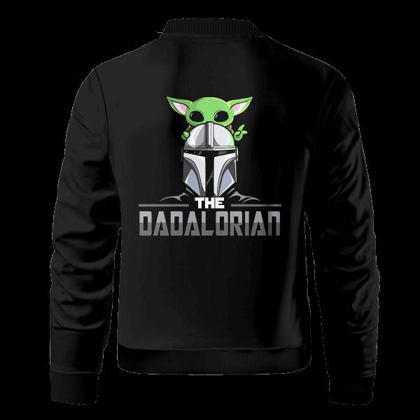 dadalorian bomber jacket 717519 - Anime Jacket