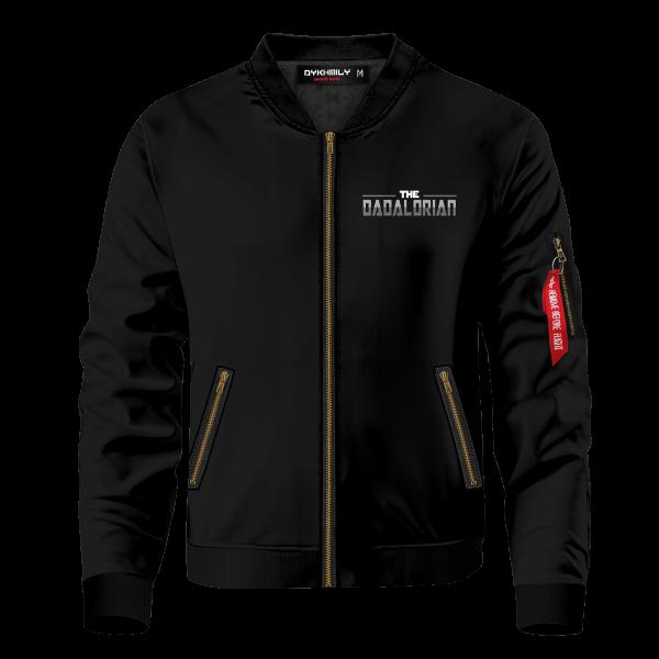dadalorian bomber jacket 772684 - Anime Jacket