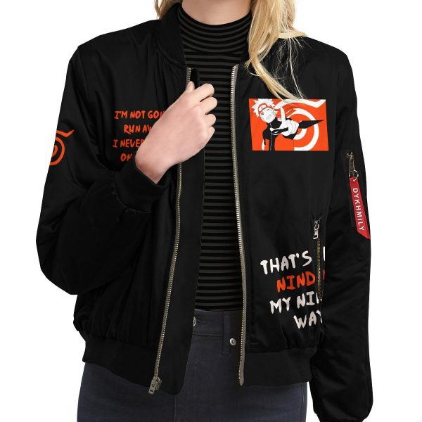 dark naruto bomber jacket 682749 - Anime Jacket
