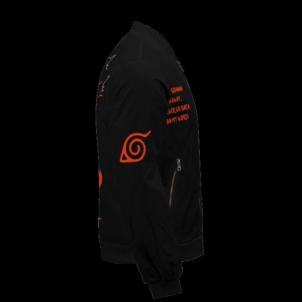 dark naruto bomber jacket 913695 - Anime Jacket