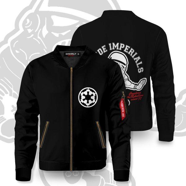 dark side imperials bomber jacket 585970 - Anime Jacket