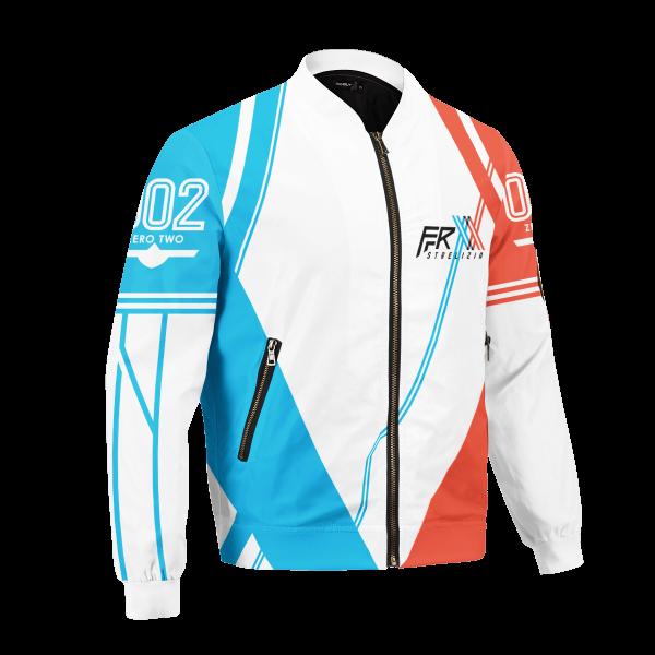 darling in the franxx strelizia bomber jacket 325456 - Anime Jacket