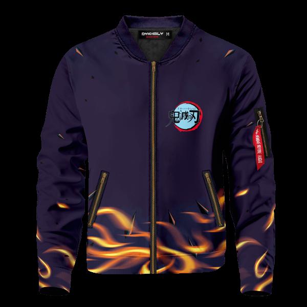 demon slayer bomber jacket 202751 - Anime Jacket