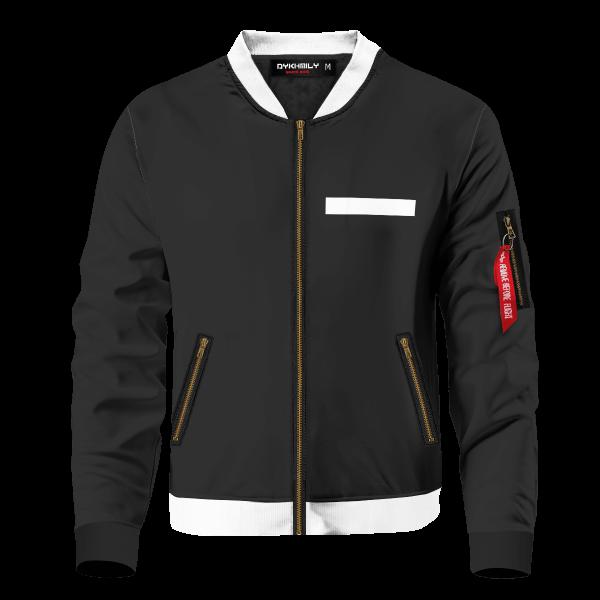 demon slayer corps bomber jacket 947866 - Anime Jacket