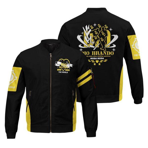 dio brando bomber jacket 817468 - Anime Jacket