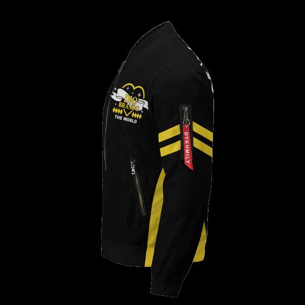 dio brando bomber jacket 917202 - Anime Jacket