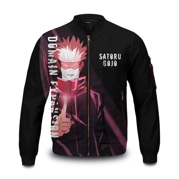 domain expansion bomber jacket 245337 - Anime Jacket