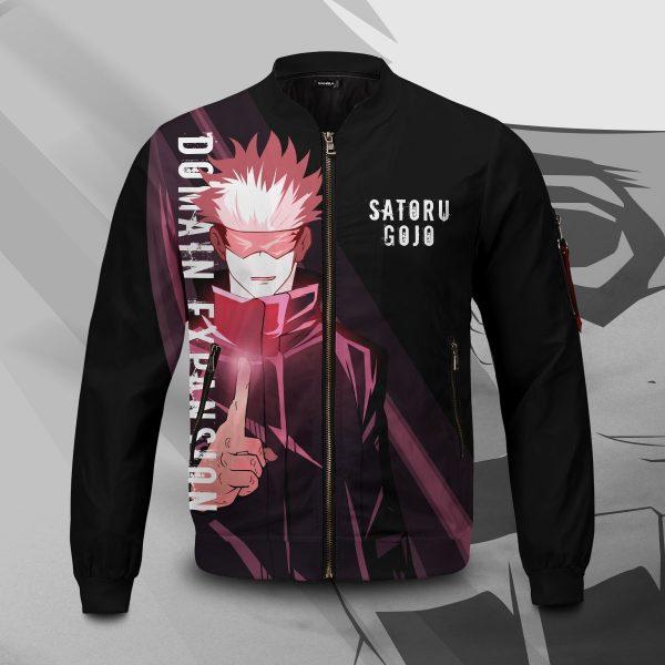 domain expansion bomber jacket 287444 - Anime Jacket