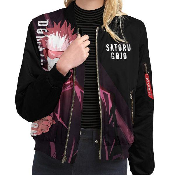 domain expansion bomber jacket 432207 - Anime Jacket