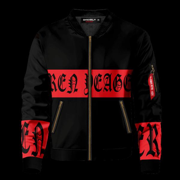 eren yeager bomber jacket 234781 - Anime Jacket