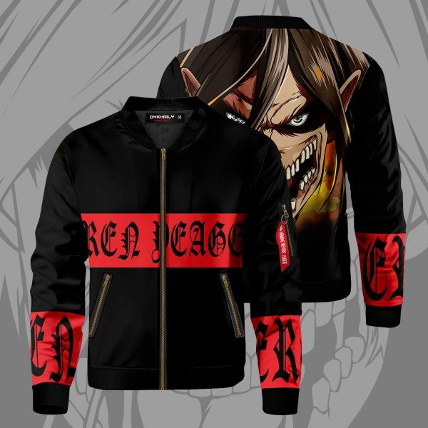 eren yeager bomber jacket 743121 - Anime Jacket
