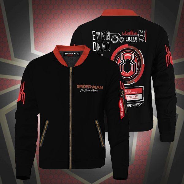 even dead im the hero bomber jacket 531485 - Anime Jacket