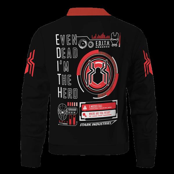 even dead im the hero bomber jacket 556181 - Anime Jacket