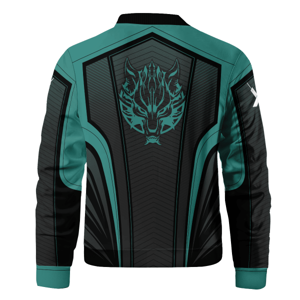 ex soldier academy bomber jacket 244362 - Anime Jacket