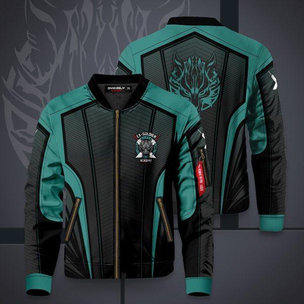 ex soldier academy bomber jacket 937151 - Anime Jacket