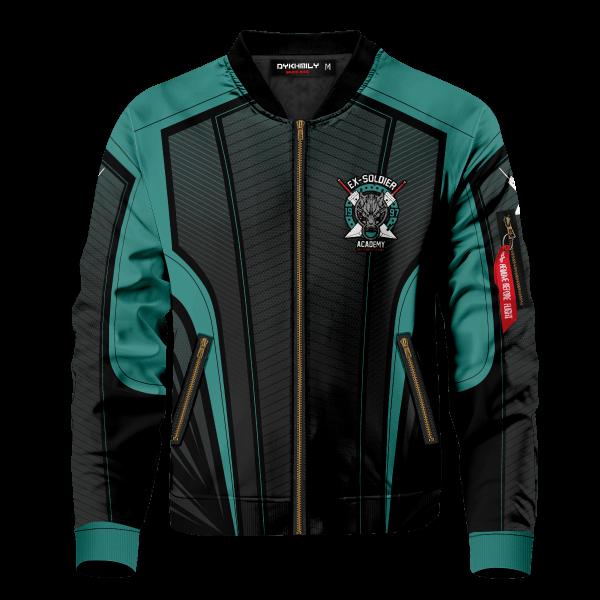 ex soldier academy bomber jacket 964542 - Anime Jacket