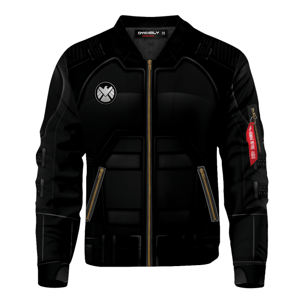 far from home stealth suit bomber jacket 426992 - Anime Jacket