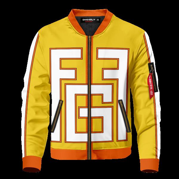 fat gum taishiro toyomitsu bomber jacket 962563 - Anime Jacket