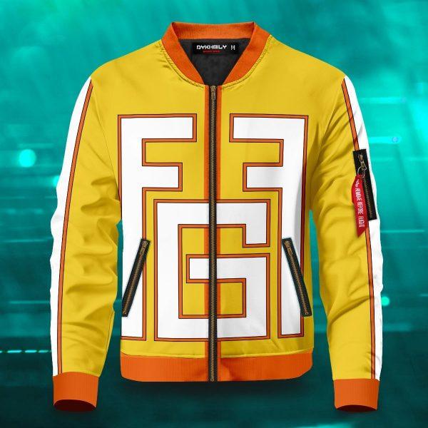 fat gum taishiro toyomitsu bomber jacket 971033 - Anime Jacket