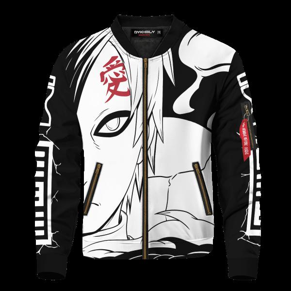 fifth kazekage bomber jacket 245405 - Anime Jacket