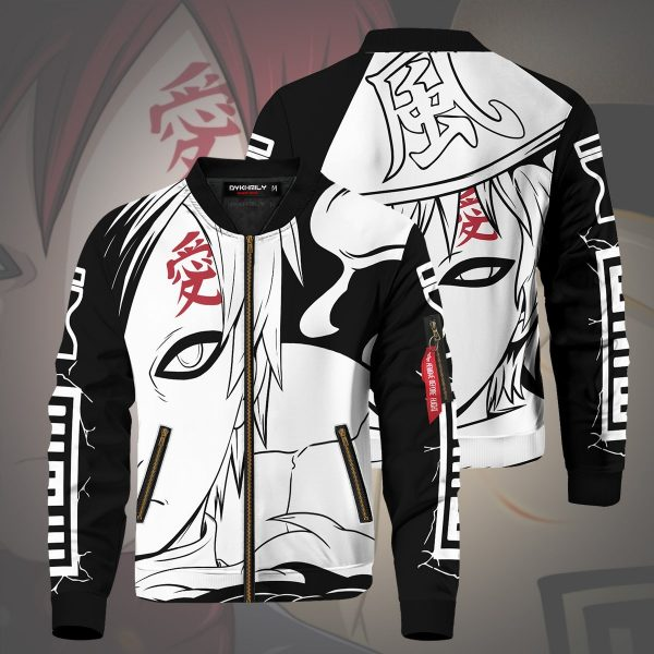 fifth kazekage bomber jacket 291835 - Anime Jacket