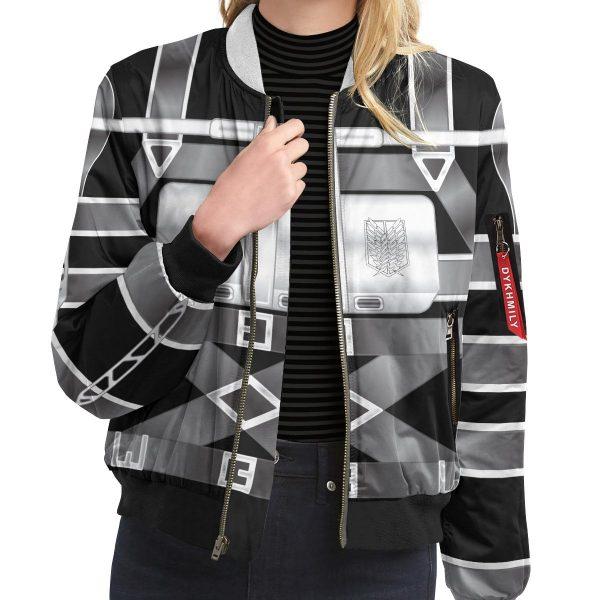 final aot uniform bomber jacket 121589 - Anime Jacket