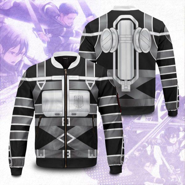 final aot uniform bomber jacket 455038 - Anime Jacket