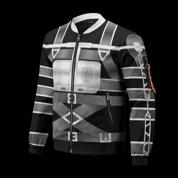 final aot uniform bomber jacket 464588 - Anime Jacket