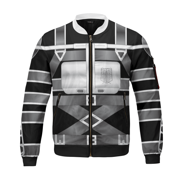 final aot uniform bomber jacket 551454 - Anime Jacket