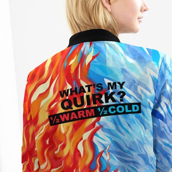 fire and ice todoroki shoto bomber jacket 406234 - Anime Jacket